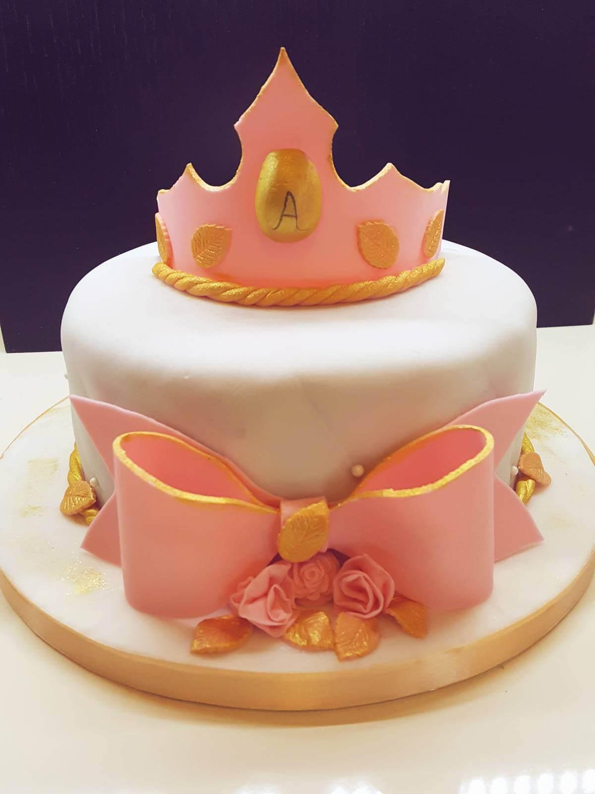 Τούρτα Γενεθλίων - Princess