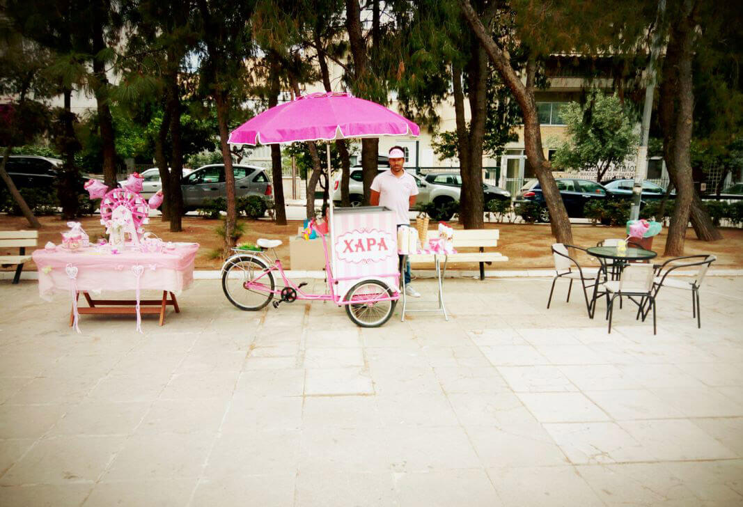 Ποδήλατο Παγωτού