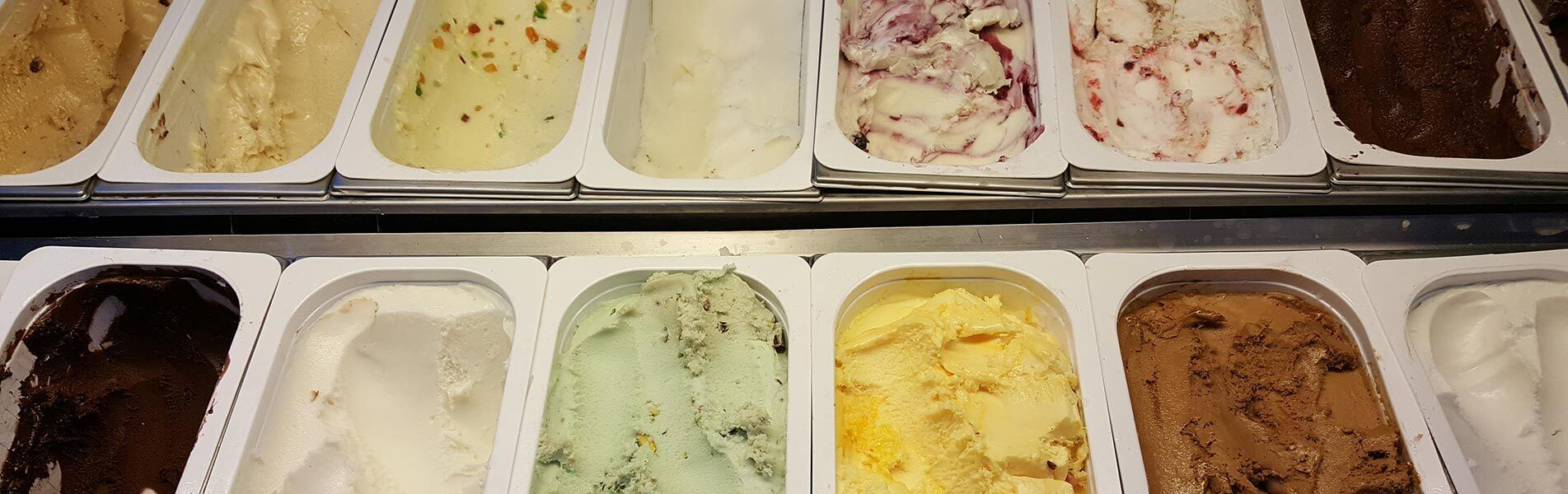 Παγωτά - Ζαχαροπλαστείο Χαρά